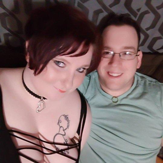 Sueretta Emke and her husband