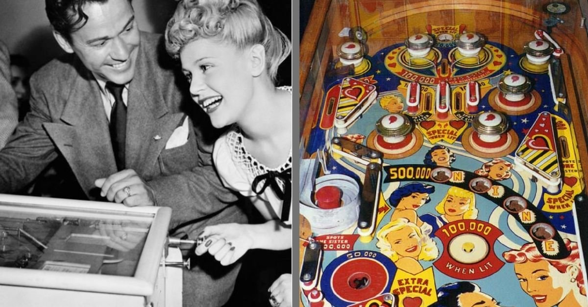 The Bizarre Lie That Made Pinball Machines Illegal For 30 Years