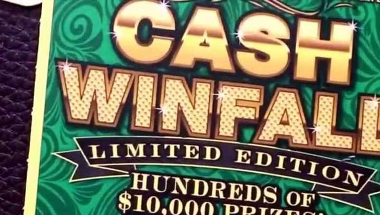 Winfall lottery ticket