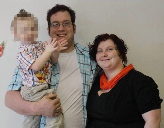Sueretta and her family
