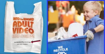 A Grocery Store's Strategy To Shame Customers Into Using Reusable Bags Backfires