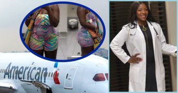 American Airlines Forces Doctor To Wrap Herself In A Blanket After Outfit Is Deemed _Inappropriate_