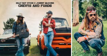 Billy Ray Cyrus and Johnny McGuire release new nostalgic song
