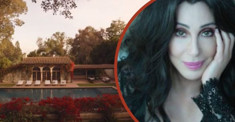 Cher's Former Luxury California Mansion Is On Sale For $115 Million