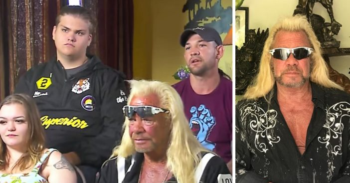 Duane Chapman opens up in an interview about how life is after his wife Beths passing