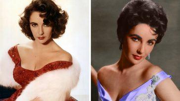 Elizabeth Taylors dark eyes were due to a rare genetic mutation