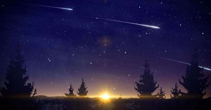 Find Out How You Can View TWO Meteor Showers Tonight