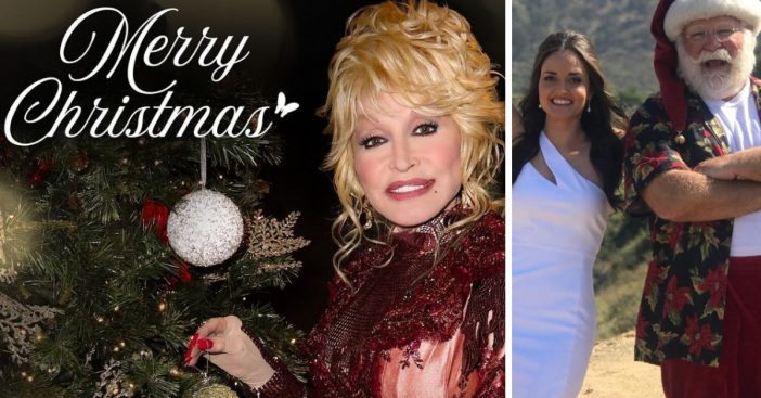 Hallmark Channel announced a new Christmas movie starring Dolly Parton and Danica McKellar