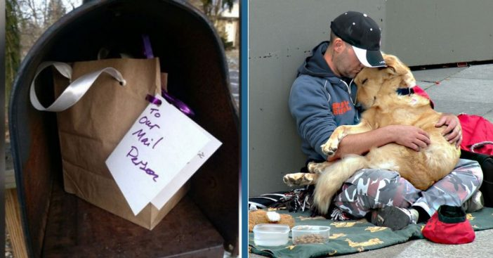 Heartwarming Moments When People Went Out Of Their Way For Others