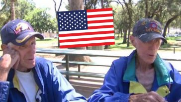 Homeless, 84-year-old war veteran twins helped by community