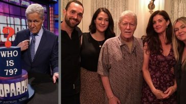 'Jeopardy!'s Alex Trebek Celebrates 79th Birthday Amid Cancer Battle