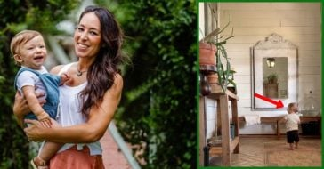 Joanna Gaines's Baby Crew Takes His First Steps! See The Adorable Video