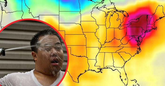 July could be the hottest July on record