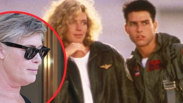 Kelly McGillis said she was not invited to be part of the new Top Gun movie