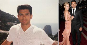 Kelly Ripa shared throwback photo of husband Mark Consuelos on their honeymoon