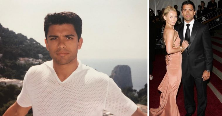 Kelly Ripa shared throwback photo of husband Mark Consuelos on their honeymoon
