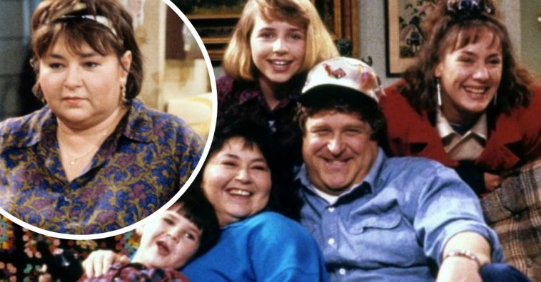 Learn about some of the craziest things that happened on the set of Roseanne