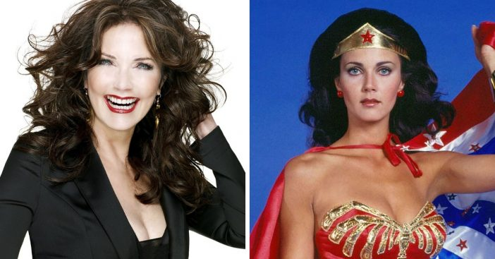 Lynda Carter is set to reprise her role as Wonder Woman