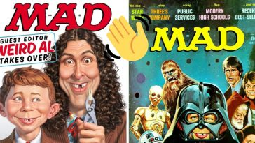 Mad Magazine is officially shutting down