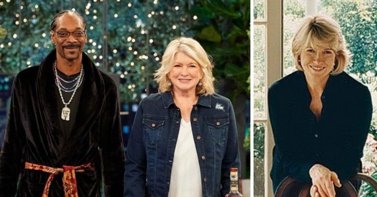 Martha Stewart announced she will be going into the cannabis industry