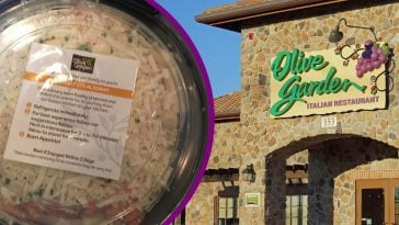 Olive Garden Is Offering $5 Take-Home Entrees All Year