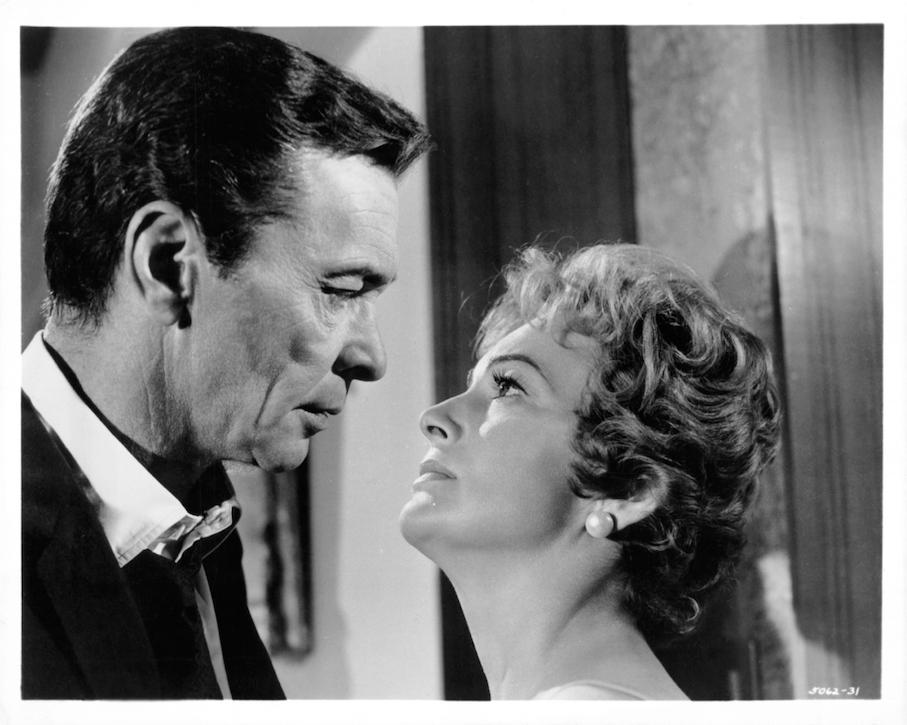 Olivia de Havilland in 1962 film Light in the Piazza