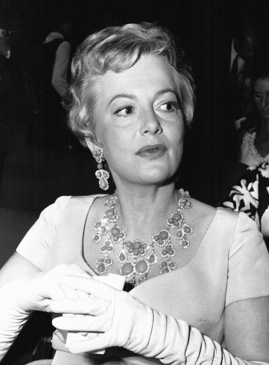 Olivia de Havilland in 1968