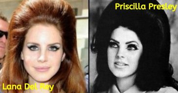 Priscilla Presley Thinks Singer Lana Del Rey Should Play Her In Elvis Biopic