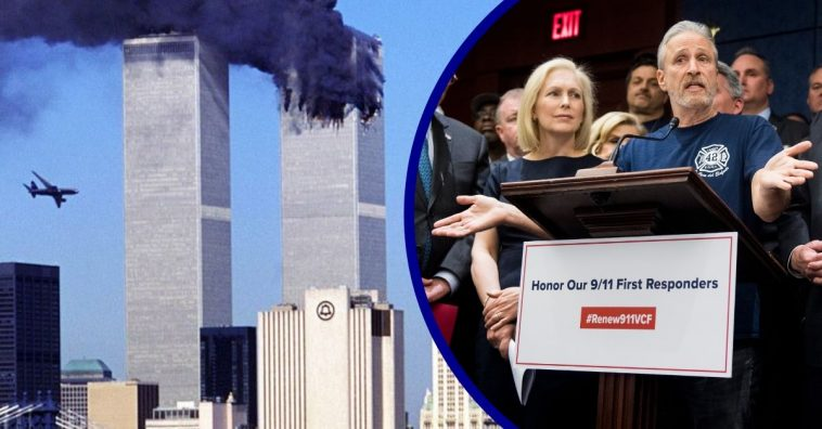 Senate Passes 9_11 Victim Funds Bill By An Overwhelming 97-2 Vote