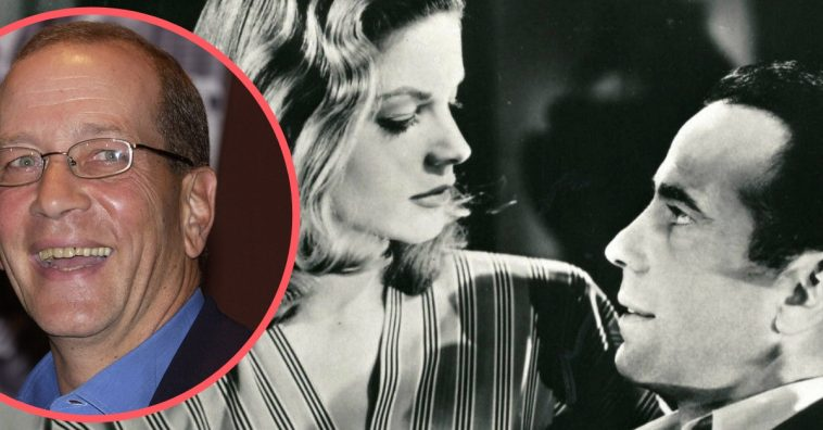 Stephen Bogart the son of Humphrey Bogart and Lauren Bacall speaks out