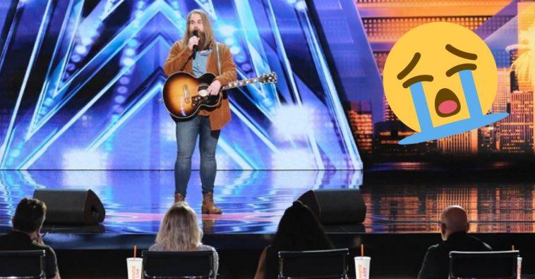 Swedish singer brings everyone to tears on AGT