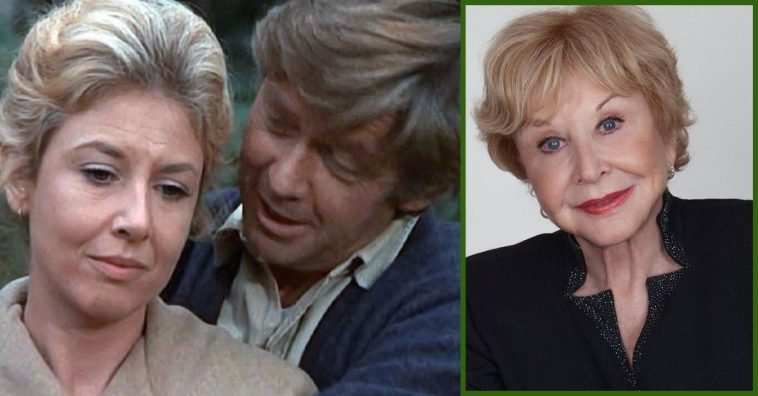 'The Waltons' Star Michael Learned Says Show Saved Her Life When She Hit Rock Bottom