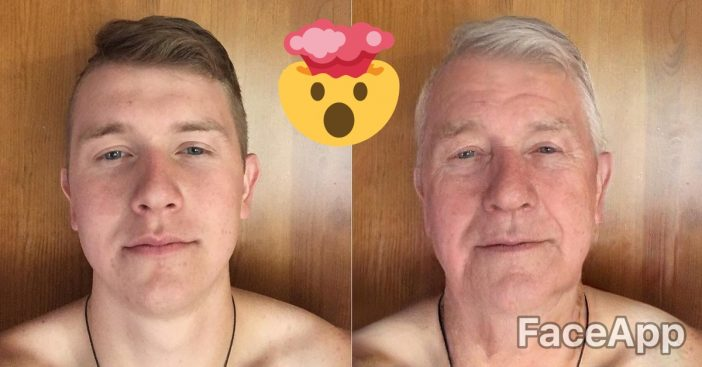 There are privacy concerns about the popular app called FaceApp