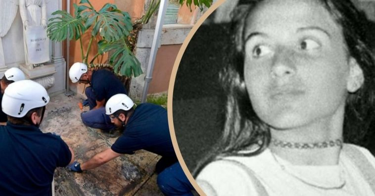 Vatican Discovers Bones Which Could Lead To The Disappearance Of Girl From 36 Years Ago