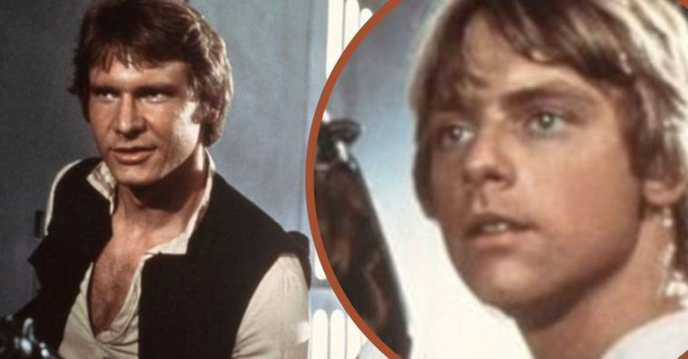 Watch Original 'Star Wars' Screen Test Footage From With Mark Hamill And Harrison Ford