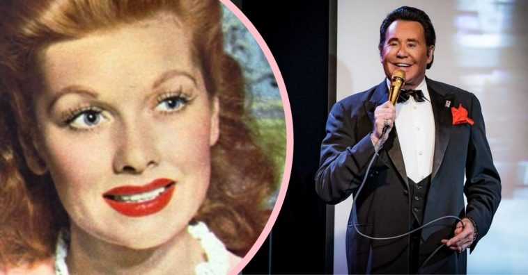 wayne newton says lucille ball told him a spin
