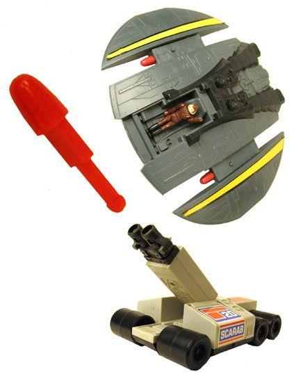 Battlestar Galactica Missile Launcher