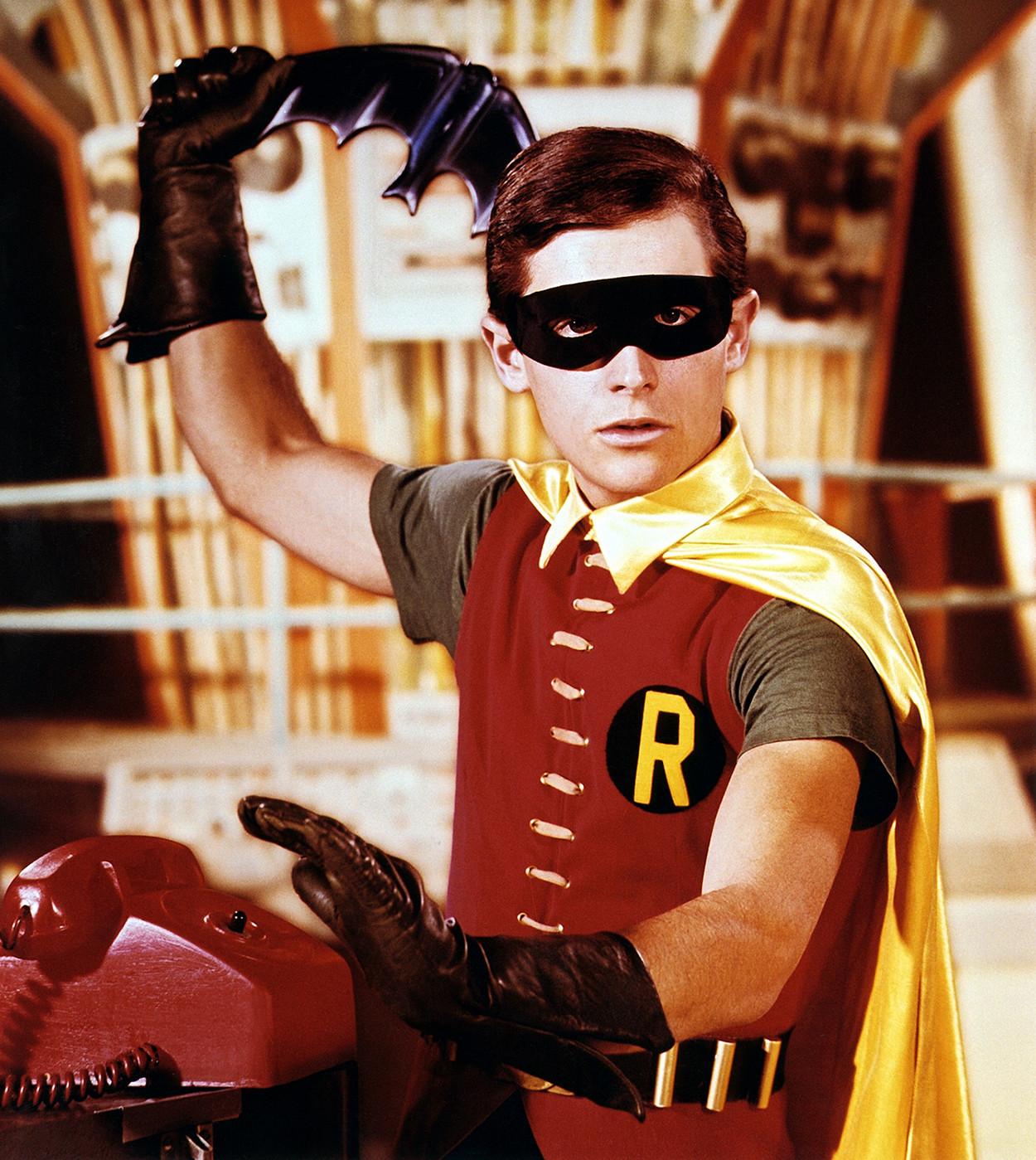 burt ward robin