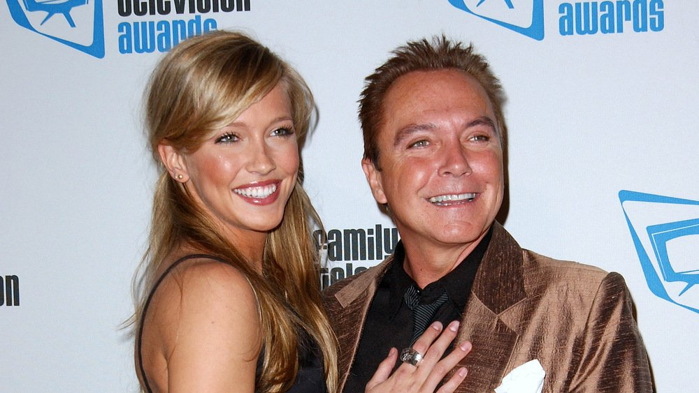 David and Katie Cassidy