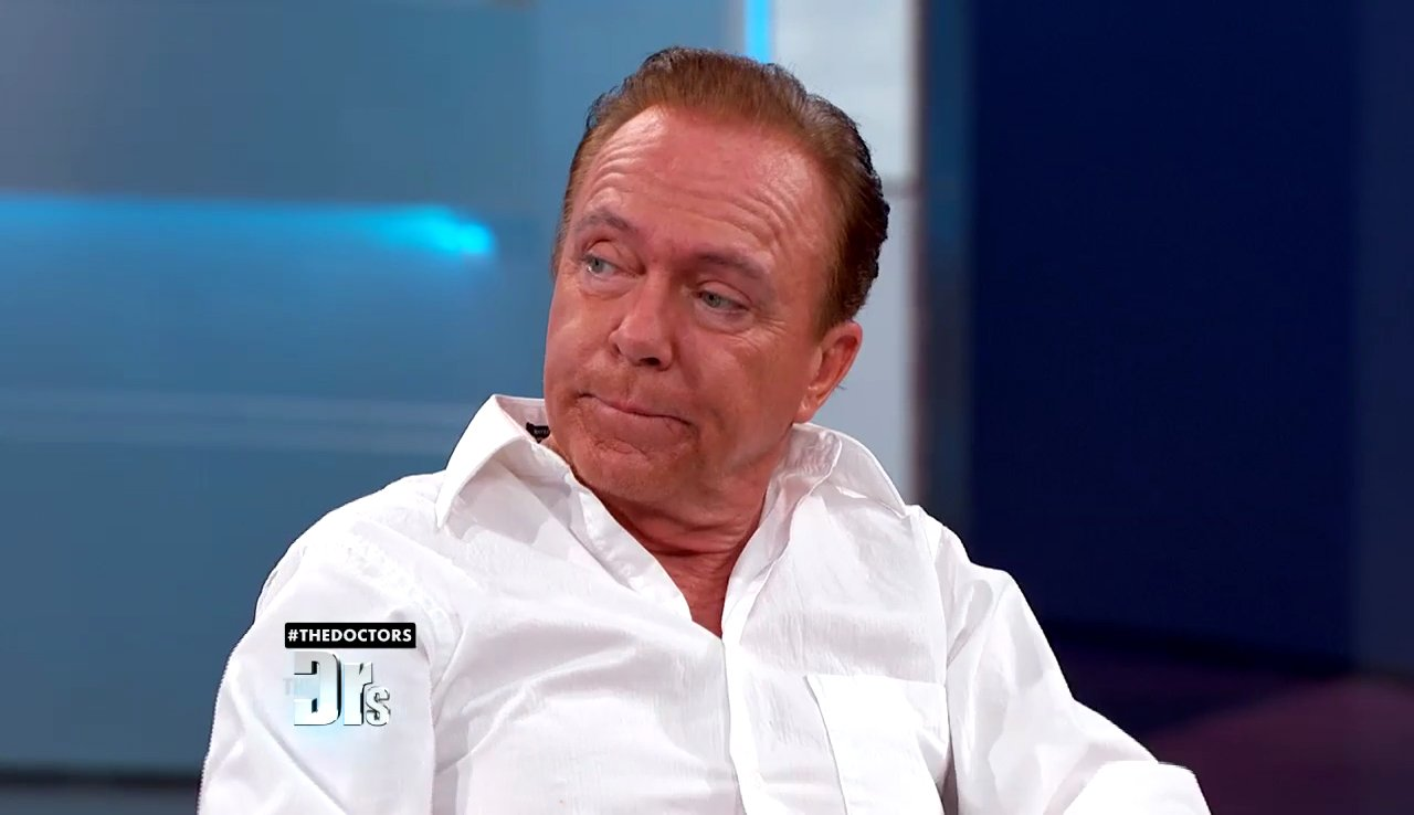 David Cassidy in 2016