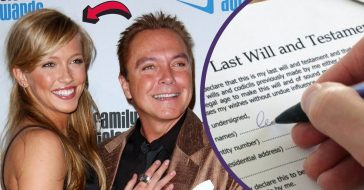 david cassidy stunning final change to will