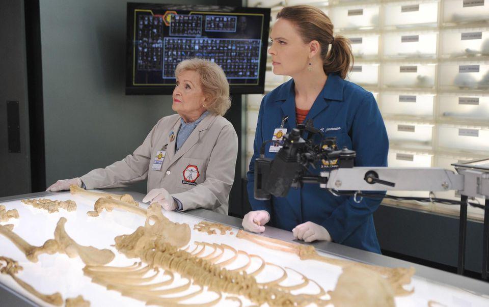 Dr. Beth Mayer - 'Bones'