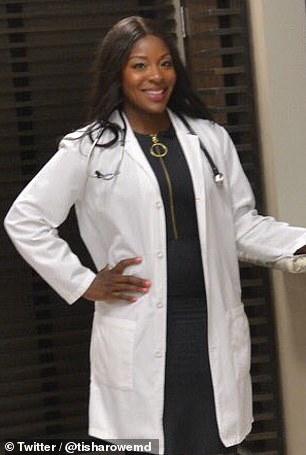 Dr. Tisha Rowe