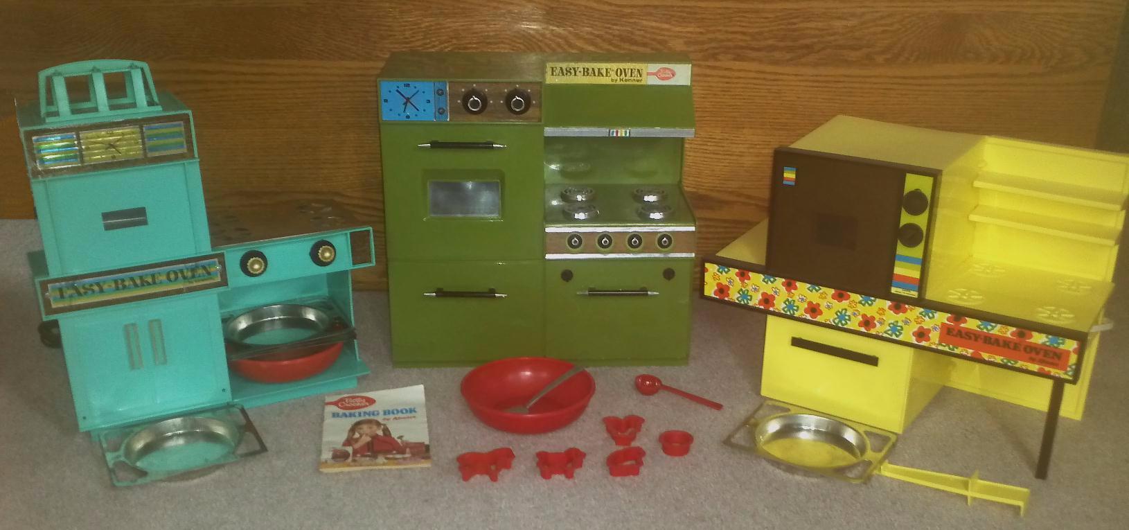 Easy Bake Ovens