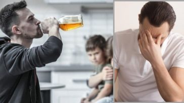 effects of secondhand drinking study