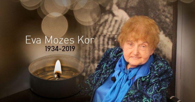 Eva Kor: Survivor of Auschwitz doctor Mengele, dies in Poland