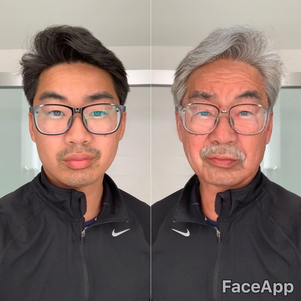 faceapp user