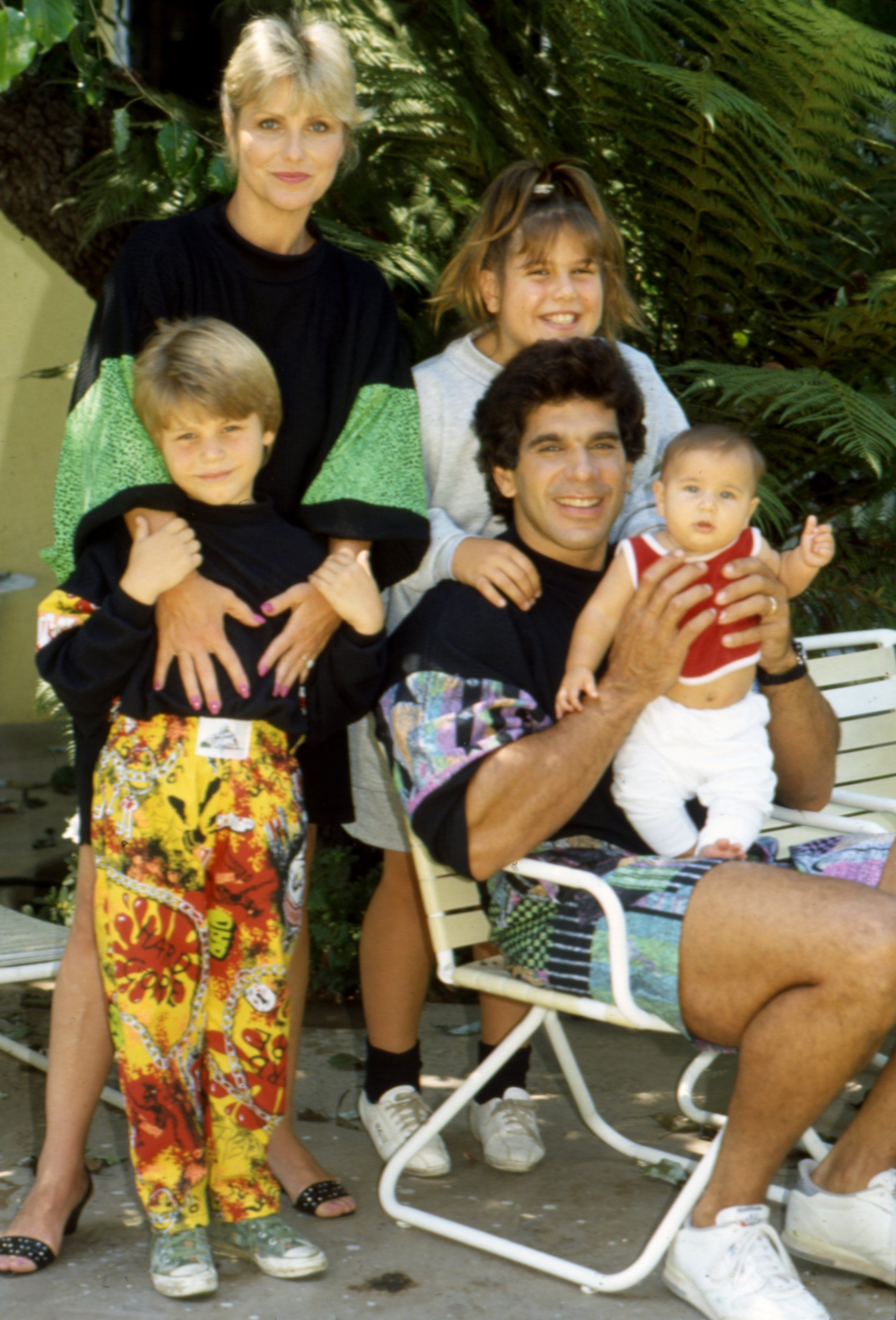 lou ferrigno family