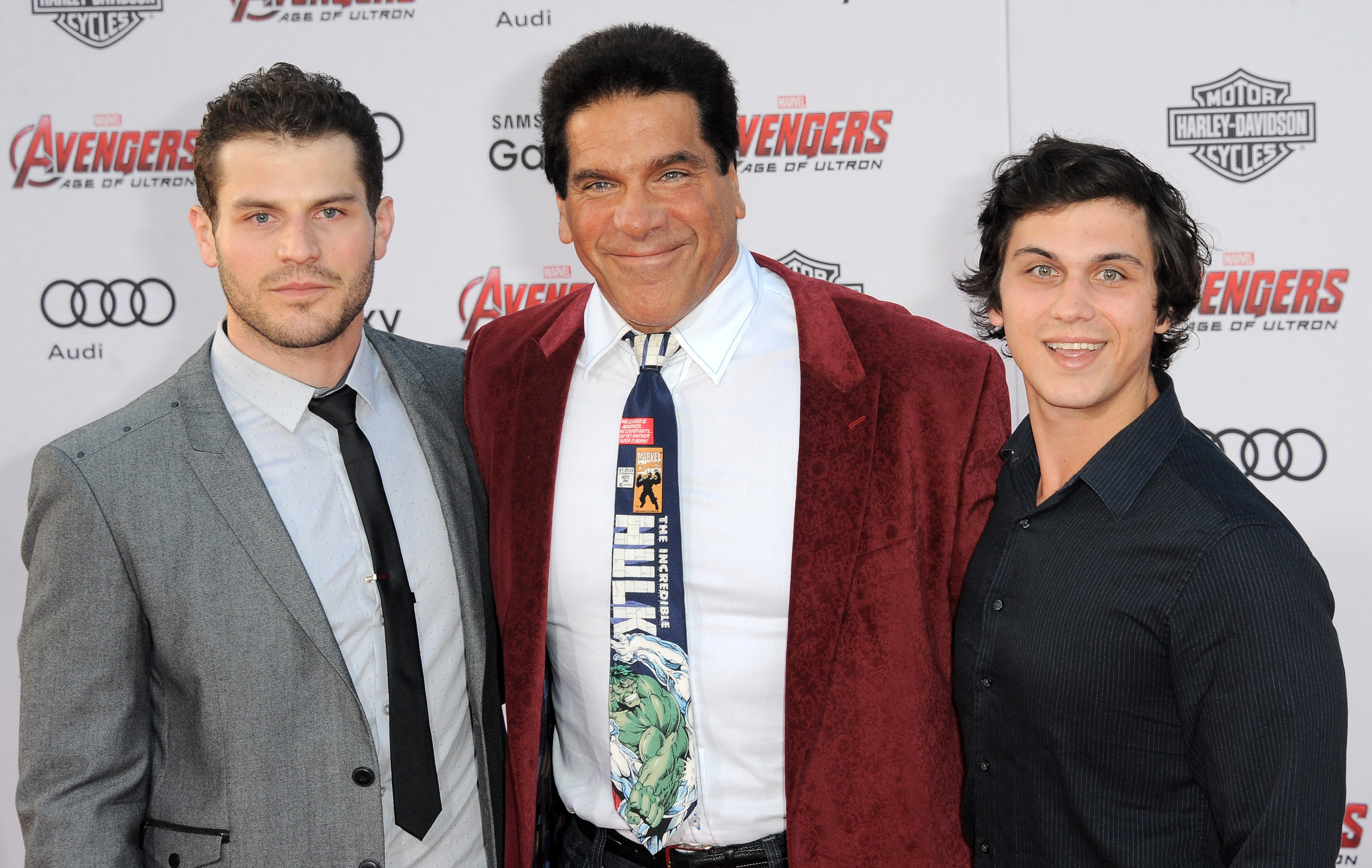 lou ferrigno and sons