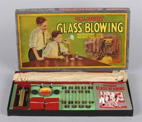 Gilbert Glass Blowing Kit